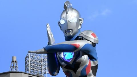 『ウルトラマンZ』 第13話 「メダルいただきます!」