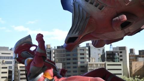 『ウルトラマンZ』 第14話 「四次元狂騒曲」