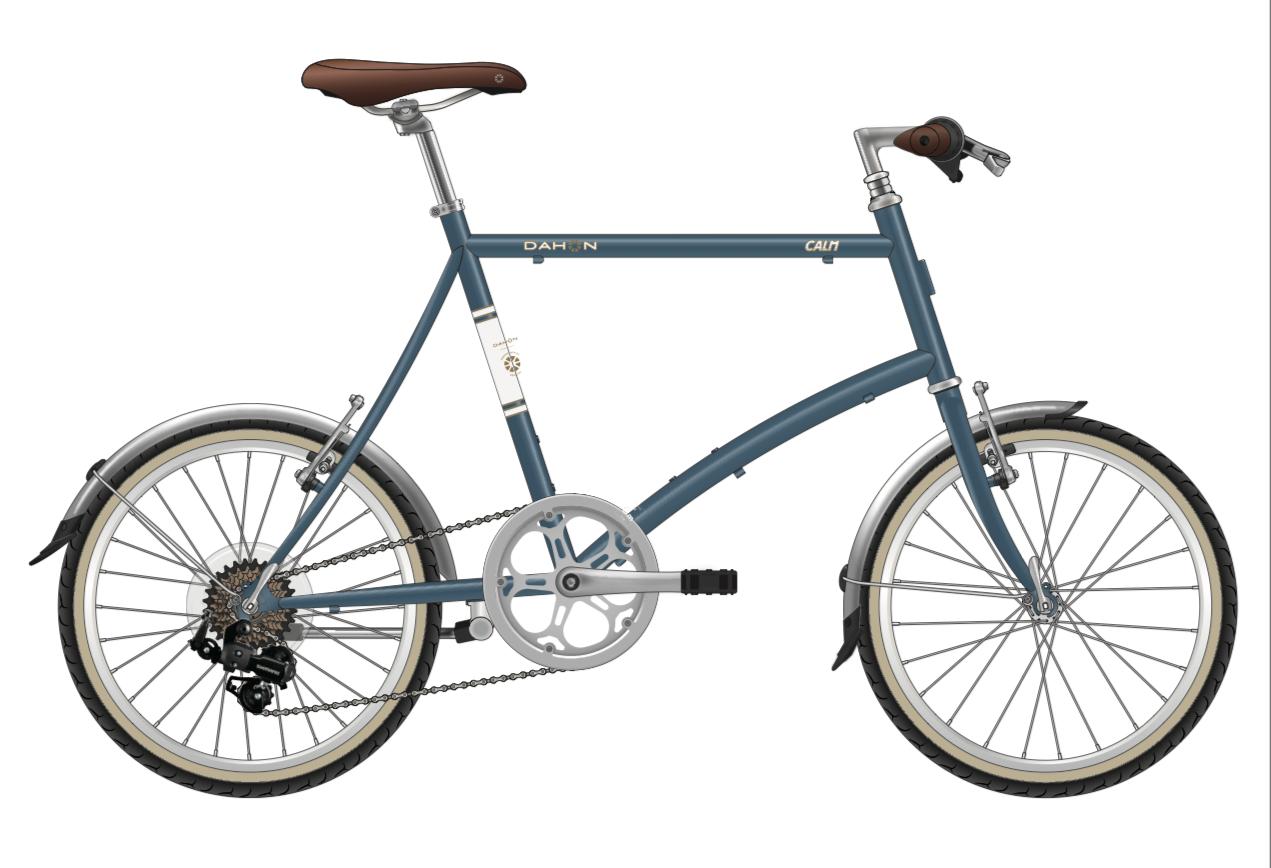 MY21_Dahon_BikeArtwork_Calm_Steel Blue_compressed