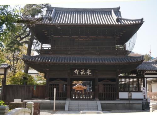 1.泉岳寺:山門-07D 2103qr