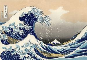 「神奈川沖浪裏」