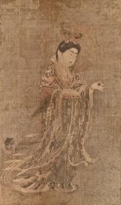 吉祥天像(薬師寺蔵)