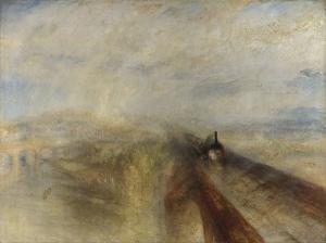 雨、蒸気、速度――グレート・ウェスタン鉄道