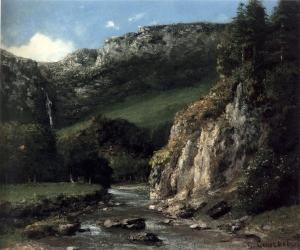 ジュラ山脈の流れ