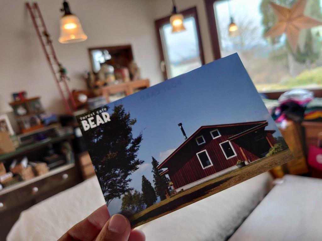 「BEAR(熊本県阿蘇郡)」小国の丘の上!癒しの絶景カフェでカレー&ケーキ
