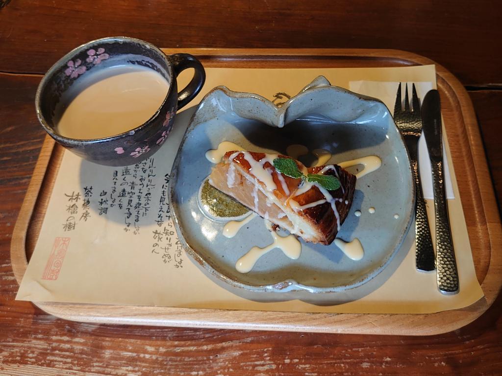 「茶果房 林檎の樹(熊本県南小国)」ジューシーなアップルパイを味わって、究極のメロンパンをお土産に!