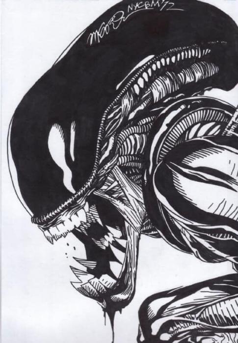 Michael Alien