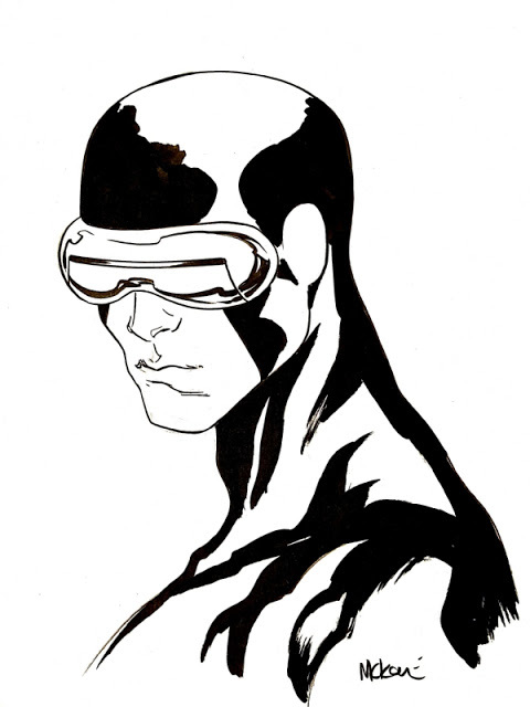 Cyclops by Mike McKone