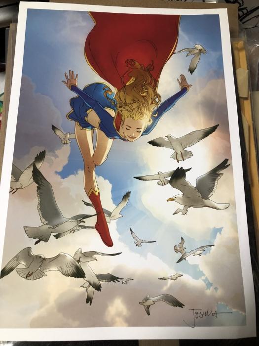 Joshua Middleton Super Girl