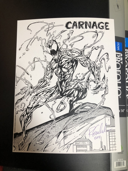 Carnage Mark Bagley