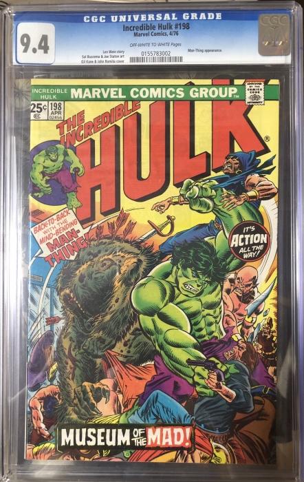 Hulk 198