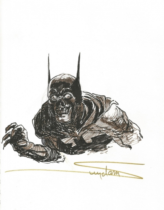 Arthur Suydam Batman