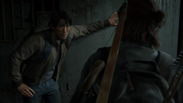 THE LAST OF US PARTⅡ 再会