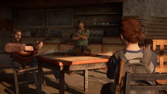 The Last of Us® Part II_エリーとジョエル&トミー