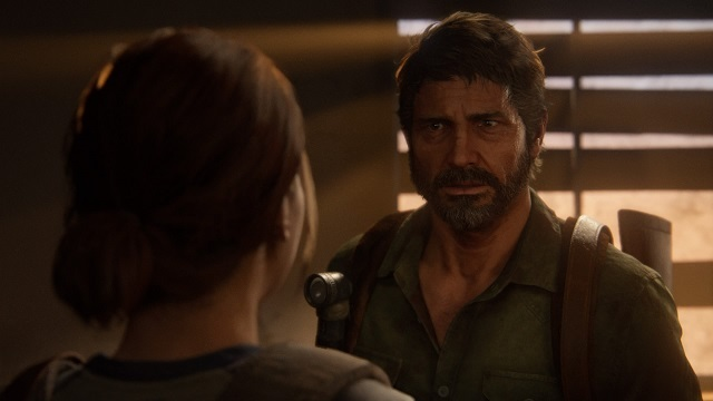 The Last of Us® Part II_エリー対ジョエル