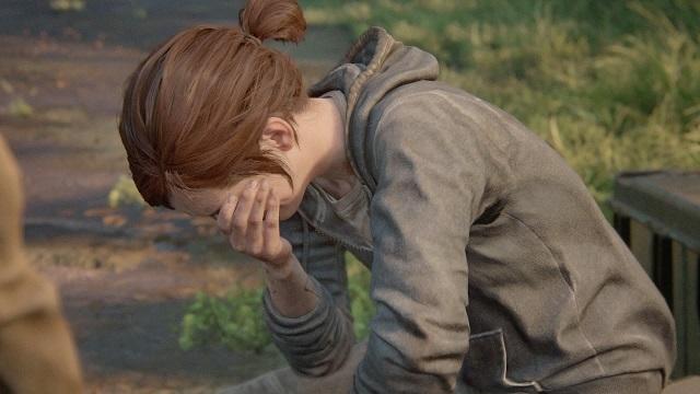 img20200814_The Last of Us® Part II_泣くエリー