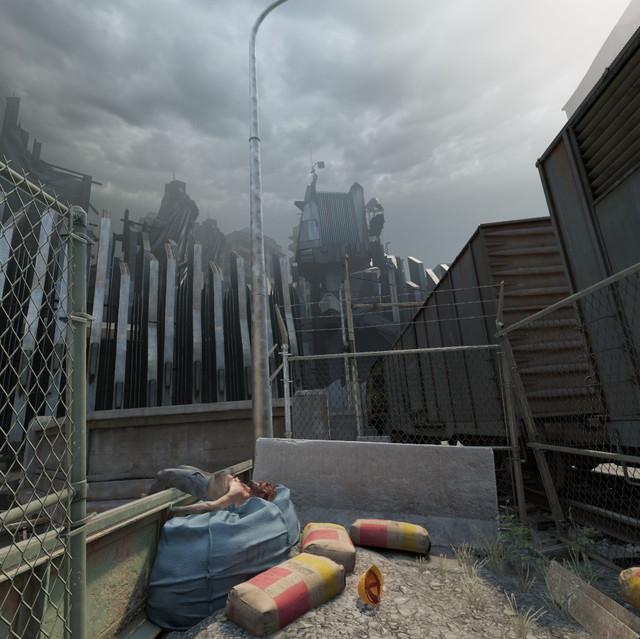 「Half-Life: Alyx」プレイ記事#2-1