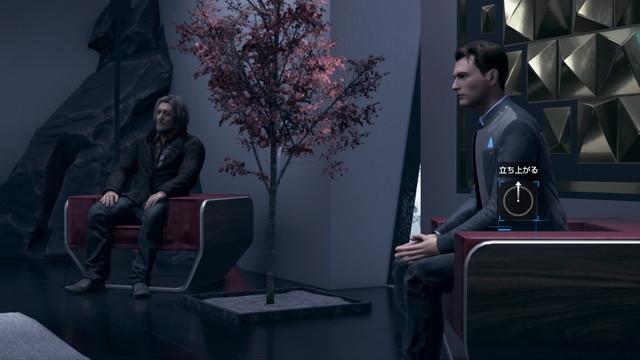 Detroit_ Become Human 「カムスキー」 ハンクとコナー