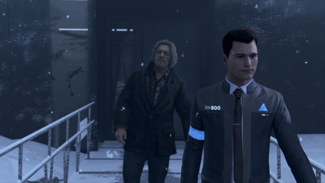 Detroit_ Become Human™ コナーは退場