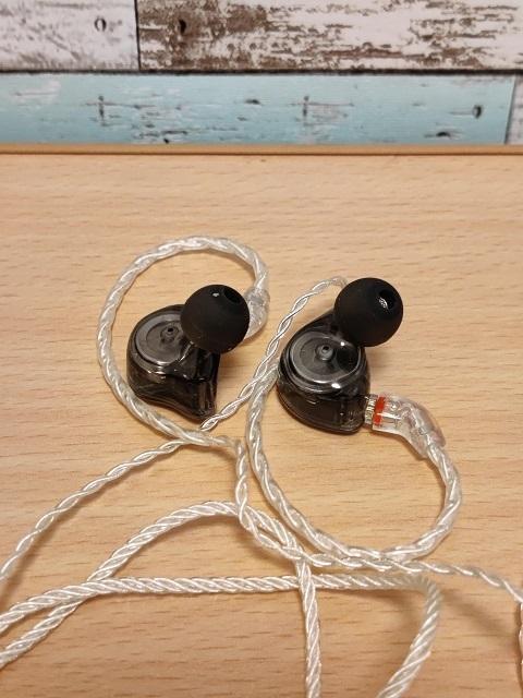「JadeAudio EA1」見栄え