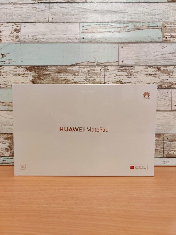 HUAWEI「MatePad 10.4inch LTE」パッケージ