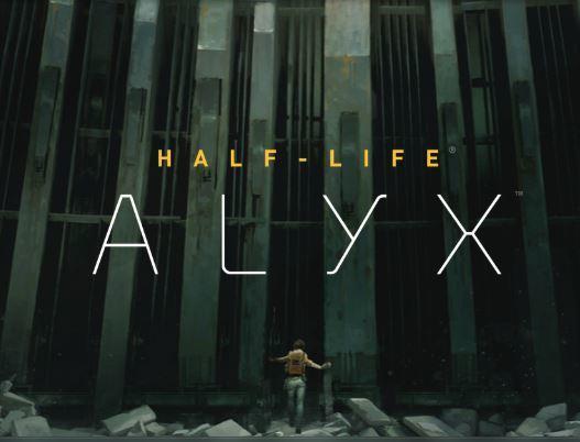 VRゲーム「Half-Life: Alyx」