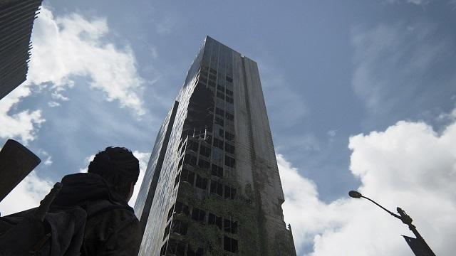シアトルの高層ビル
