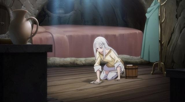 劇場版アニメ「Re:ゼロから始める異世界生活 氷結の絆」より 独りぼっちのエミリア
