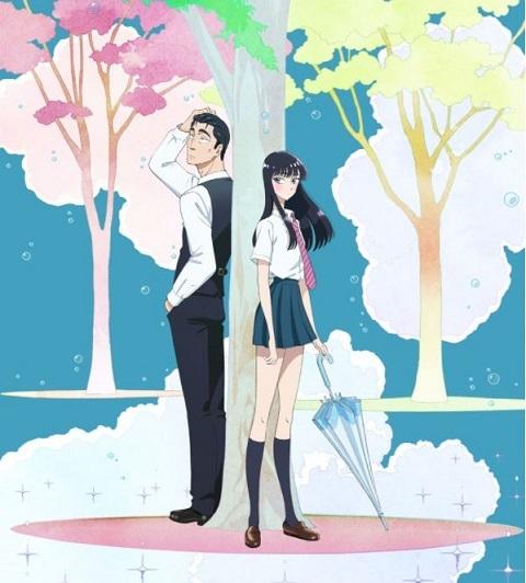 TVアニメ「恋は雨上がりのように」 近藤とあきら