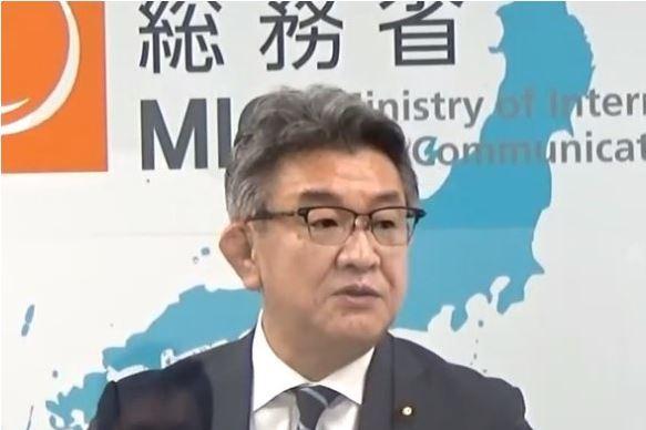 武田総務大臣