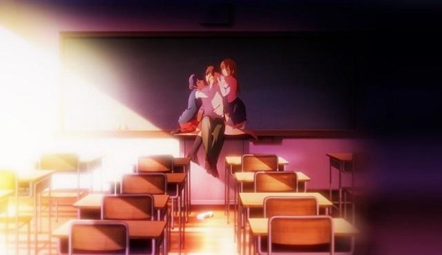 TVアニメ「ドメスティックな彼女」