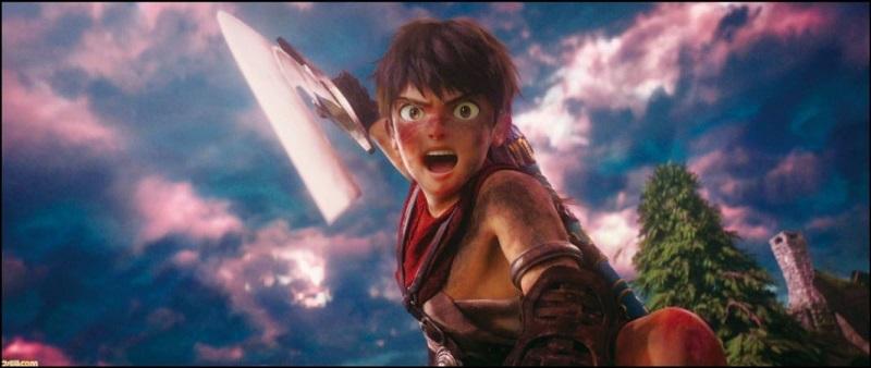 「ドラゴンクエスト ユア・ストーリー」主人公リュカが奮闘