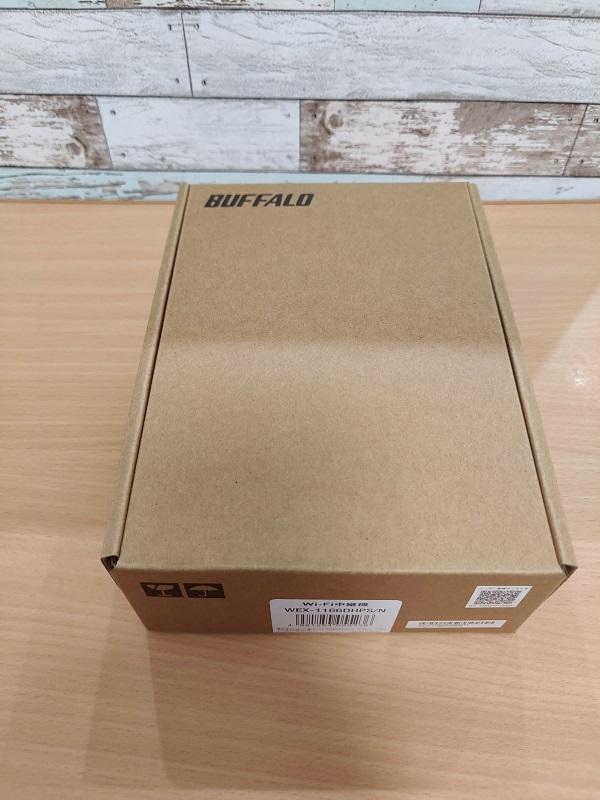 「WEX-1166DHPS」簡易パッケージ
