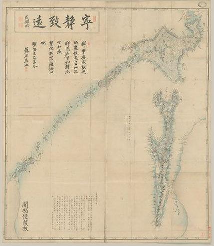 北海道国郡全図
