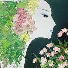 押し花アート3