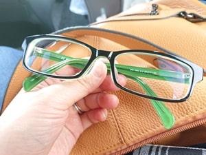 手元用メガネ